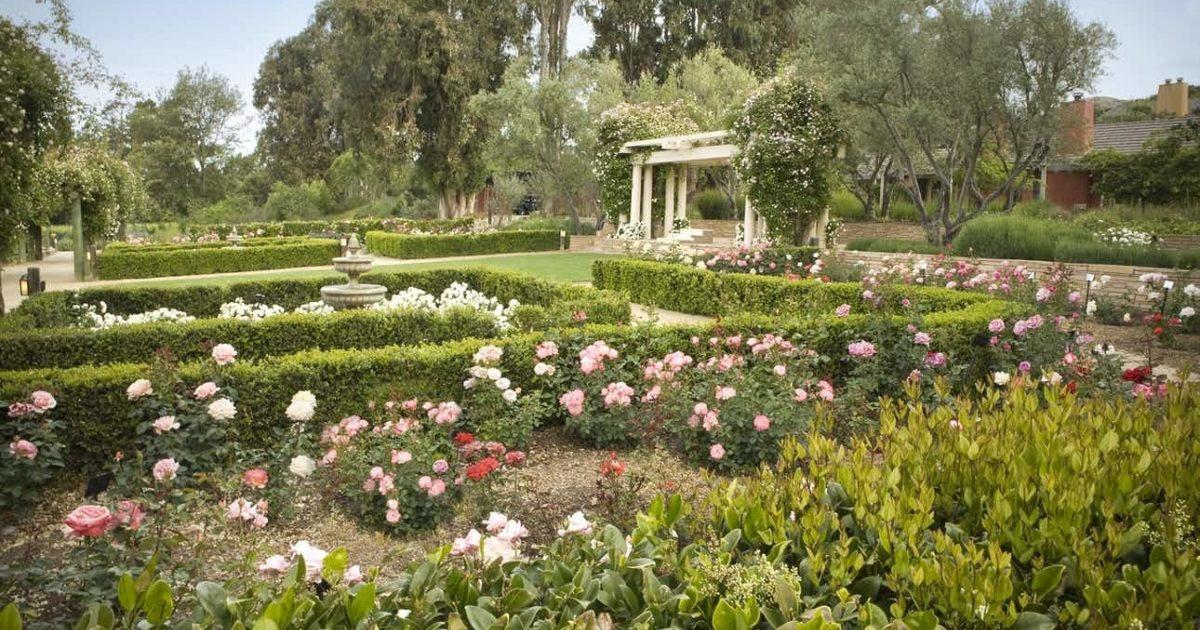 Best Garden Wedding Venues in The U.S.
