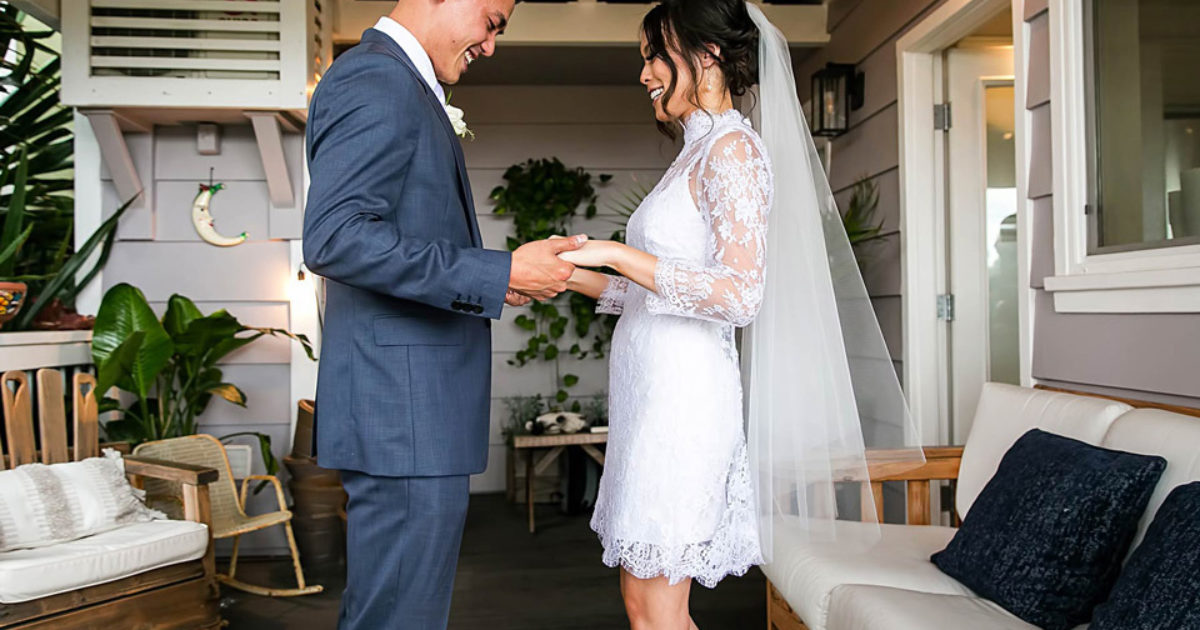 How To Virtually Plan And Live Stream Your Wedding