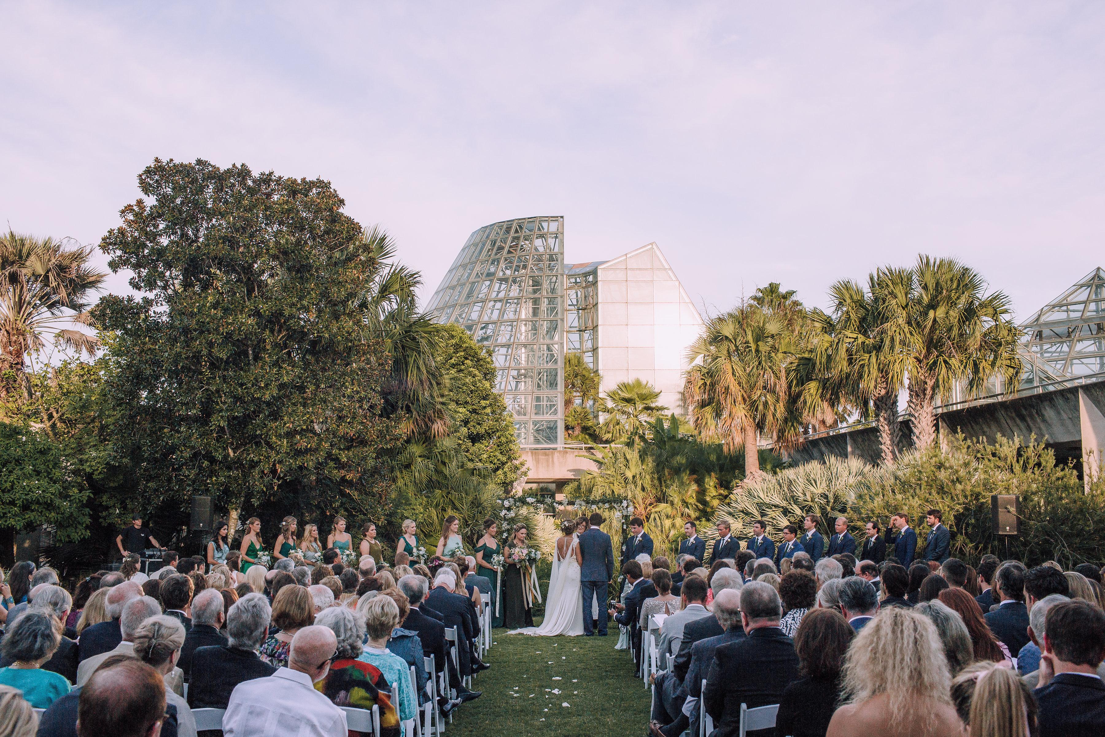 San Antonio Botanical Garden Weddings San Antonio Wedding Venue San