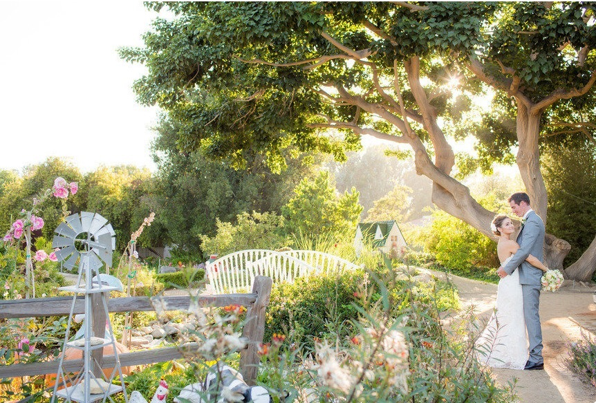 South Coast Botanic Garden Wedding Venue La Wedding Venues Palos