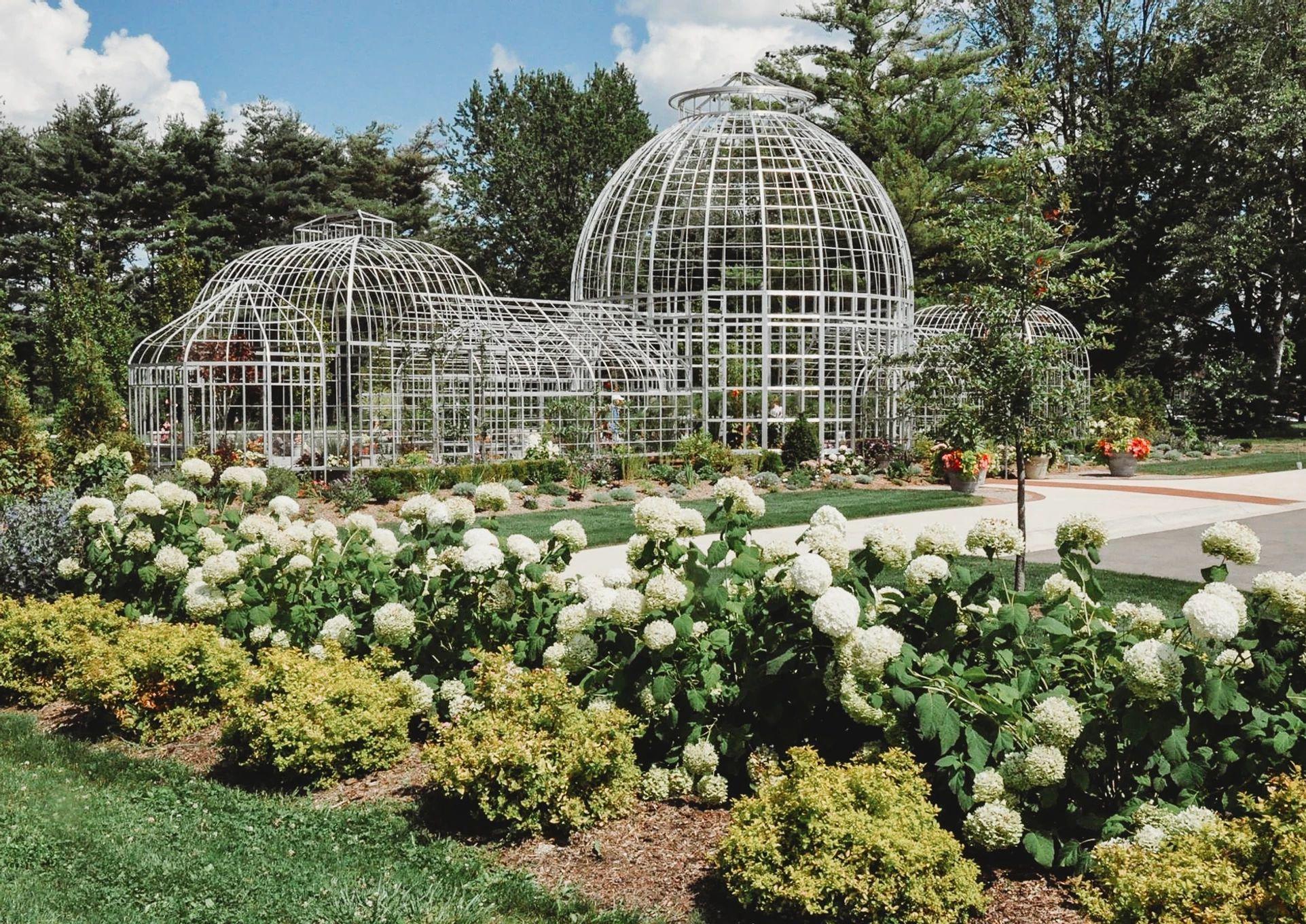 Taylor Conservatory & Botanical Gardens - Taylor, MI