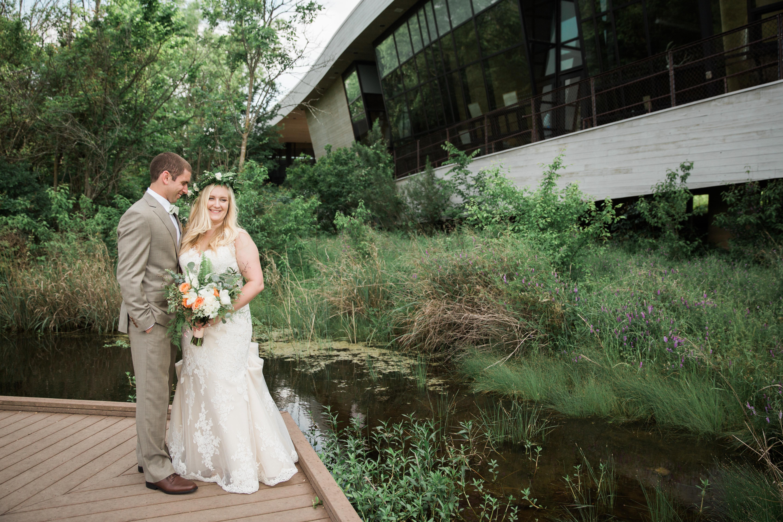 Trinity River Audubon Center Texas Wedding Venue Dallas Tx 75217
