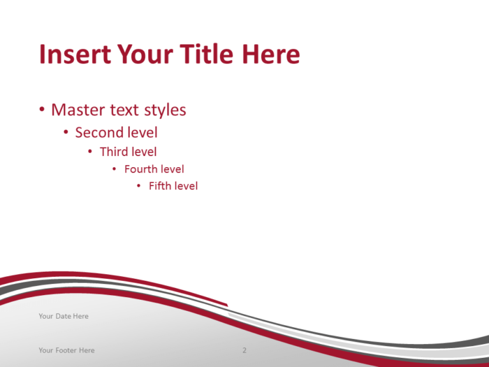 Free PowerPoint template with flag of the Indonesia background. Title and Content slide.