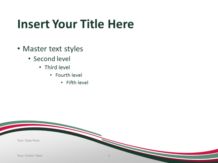 Free PowerPoint template with flag of the Bangladesh background. Title and Content slide.