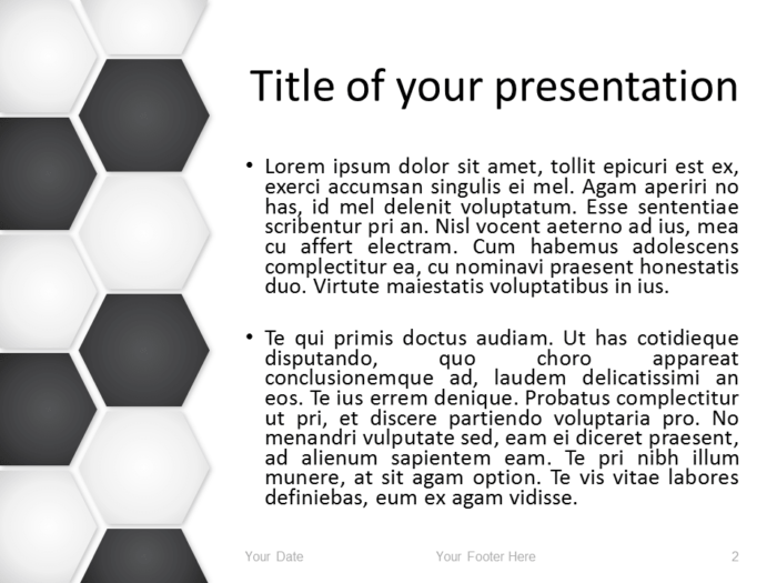 Free Football (Soccer) PowerPoint Template