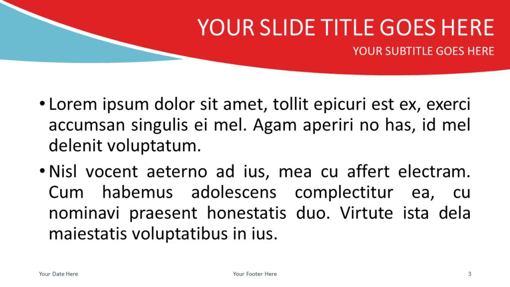 Finance Free PowerPoint Template - Slide 3