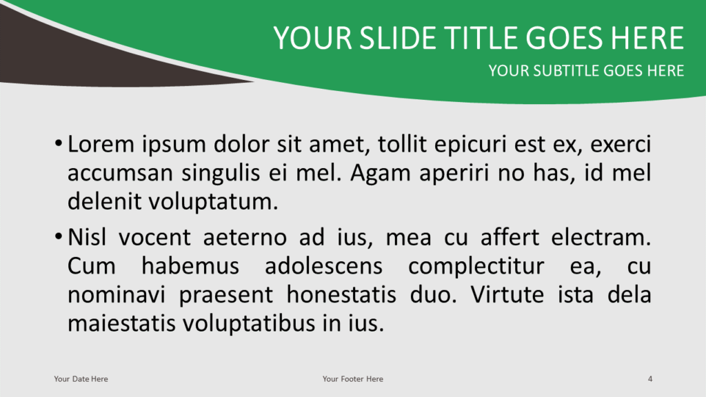 Justice and Law Free PowerPoint Template - Slide 4