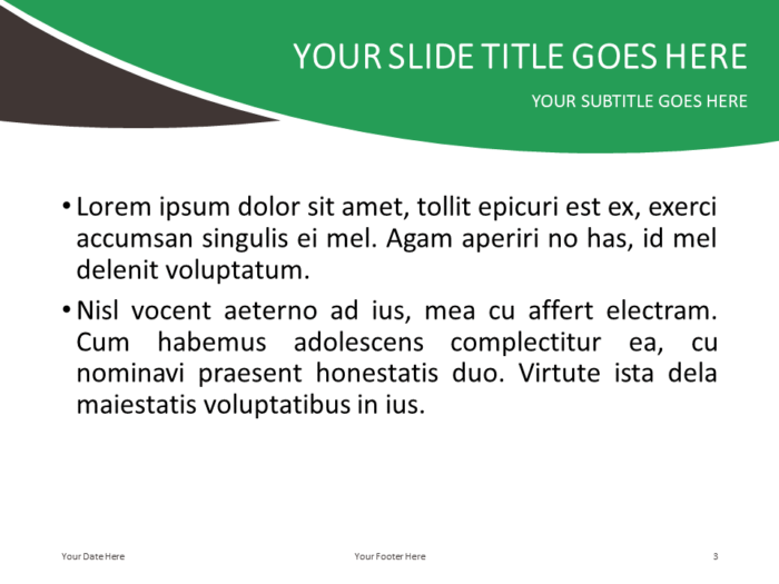 Justice and Law PowerPoint Template - Slide 3