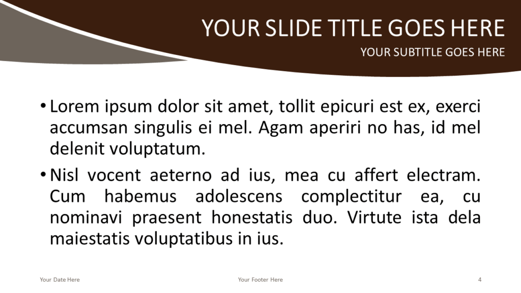 Real Estate Free PowerPoint Template - Slide 4