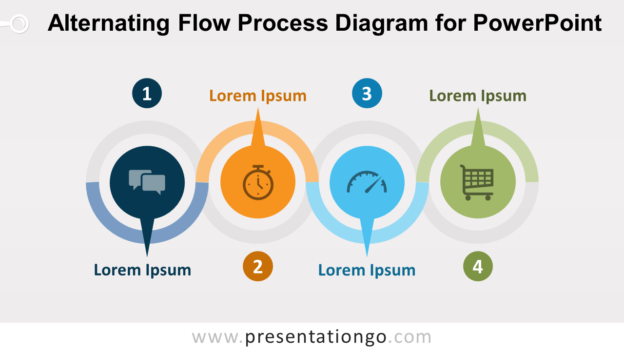 Free Alternating Flow Process for PowerPoint