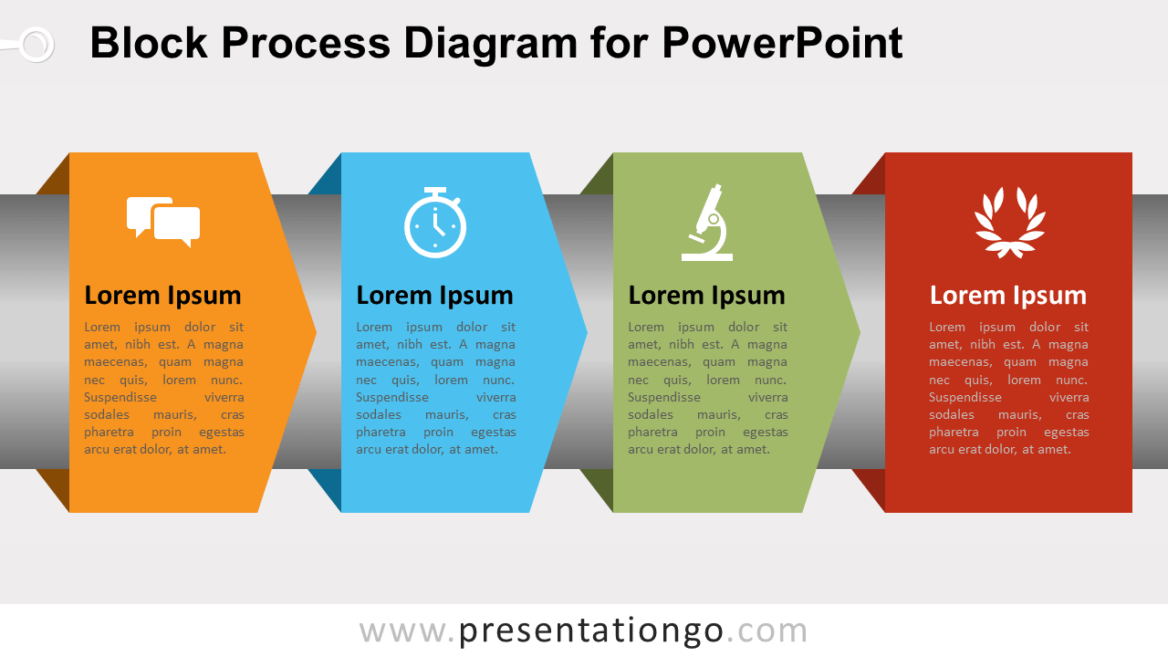 Free Block Process for PowerPoint