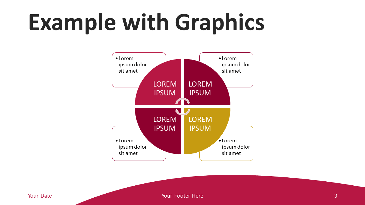 Free Business PowerPoint Template - Graphics