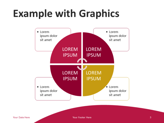 Business Template for PowerPoint - Graphics