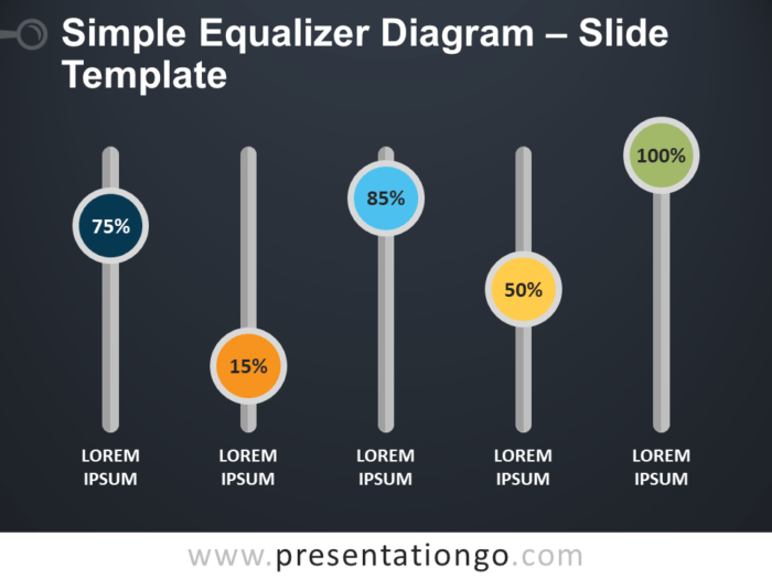 Free Simple Equalizer Diagram Template