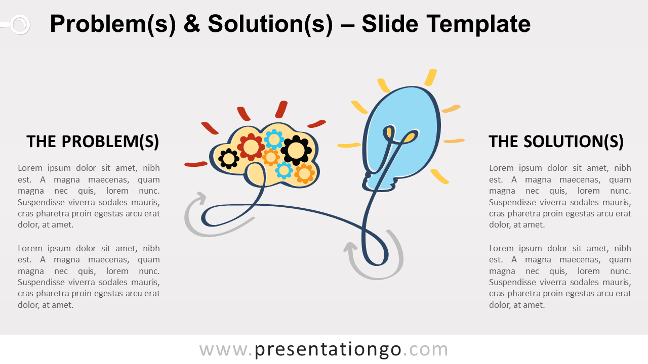 Free Problems and Solutions for PowerPoint and Google Slides