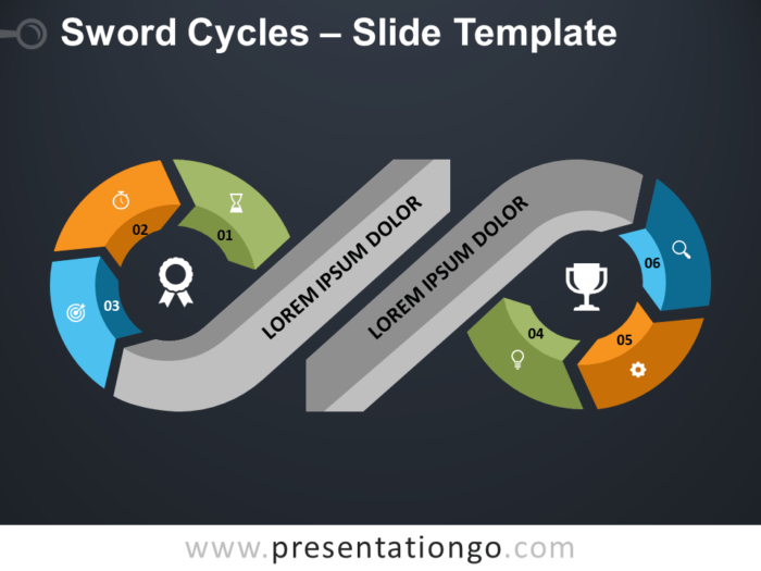 Free Sword Cycles Template