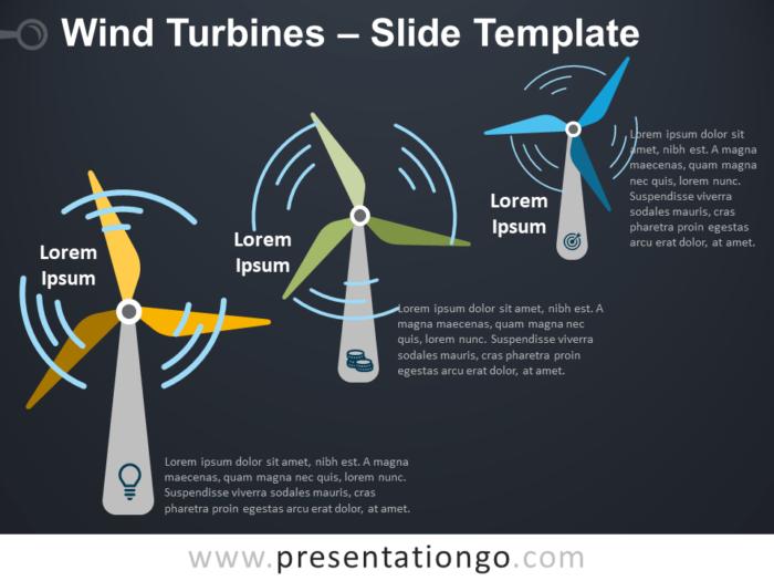 Free Wind Turbines Template