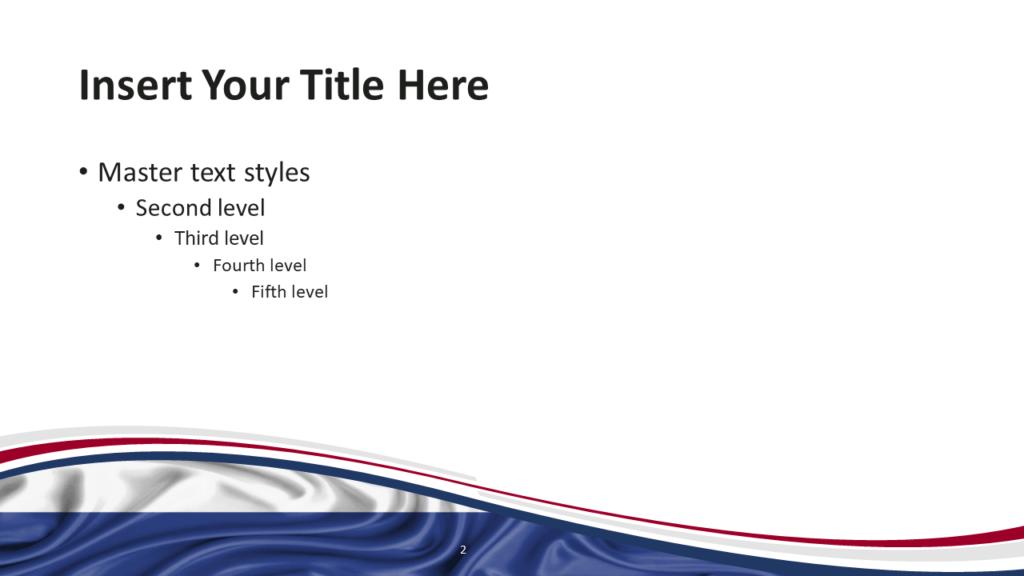 Netherlands Flag PowerPoint and Google Slides Template - Slide 2
