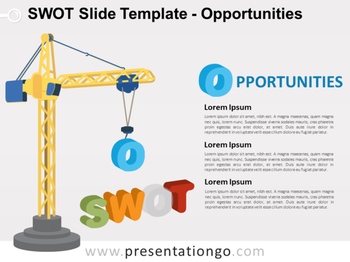 SWOT Analysis - Opportunities