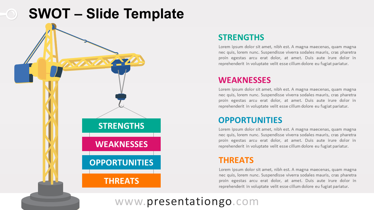Free SWOT for PowerPoint and Google Slides