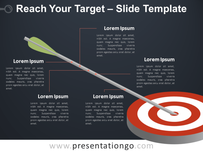 Reach Your Target for PowerPoint