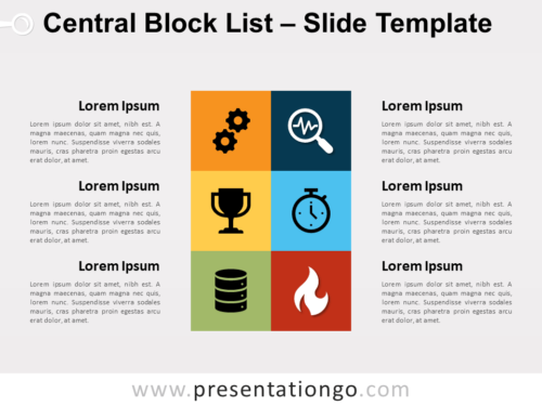 Free Central Block List for PowerPoint