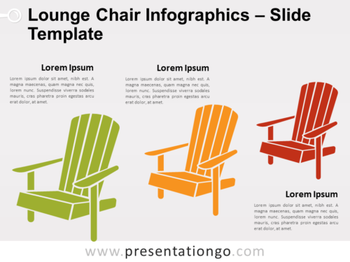 Free Lounge Chair for PowerPoint