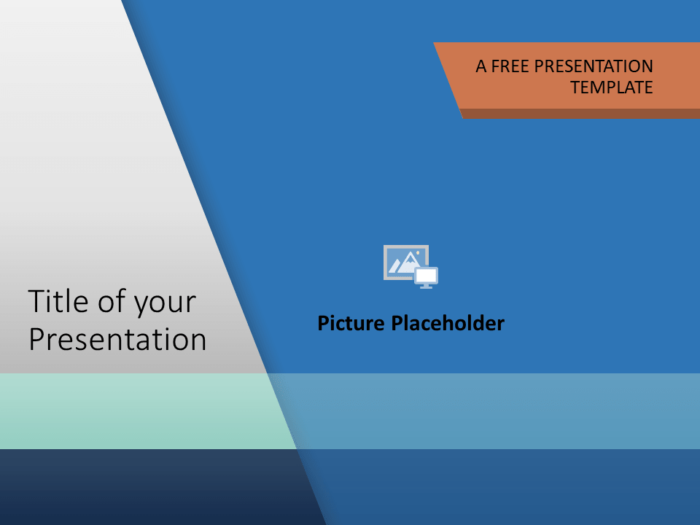 Voonex - Business Template for PowerPoint - Cover