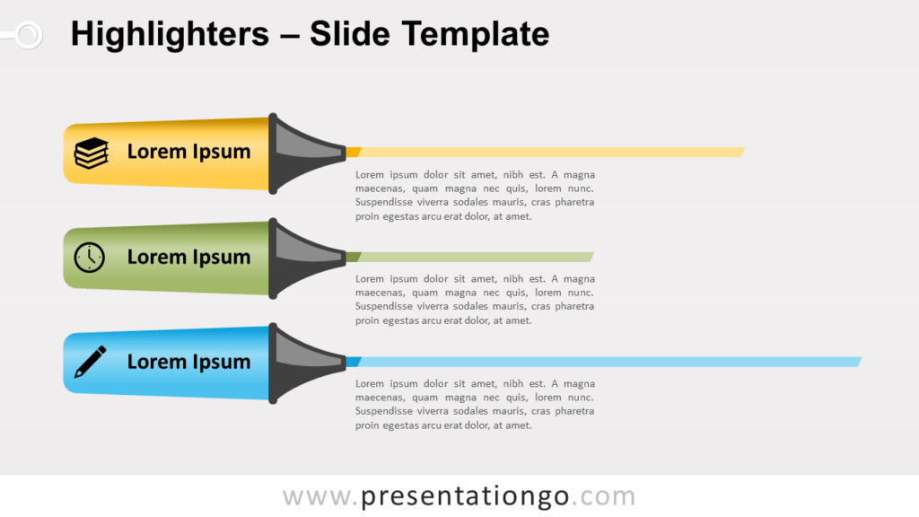 Free Highlighters for PowerPoint and Google Slides