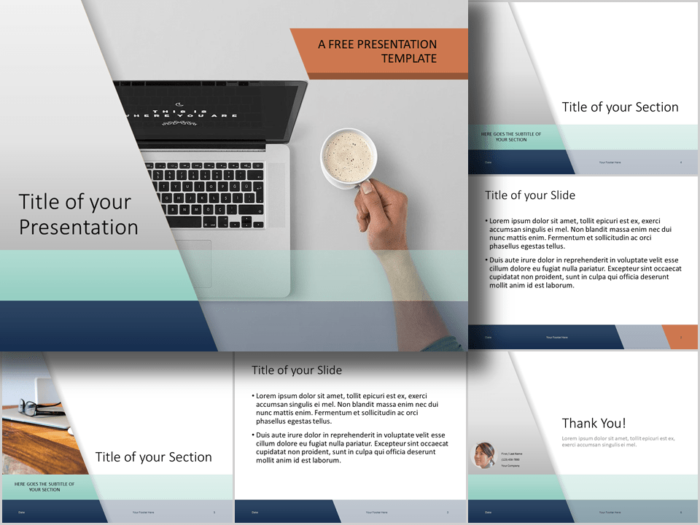 Voonex - Business Template for PowerPoint