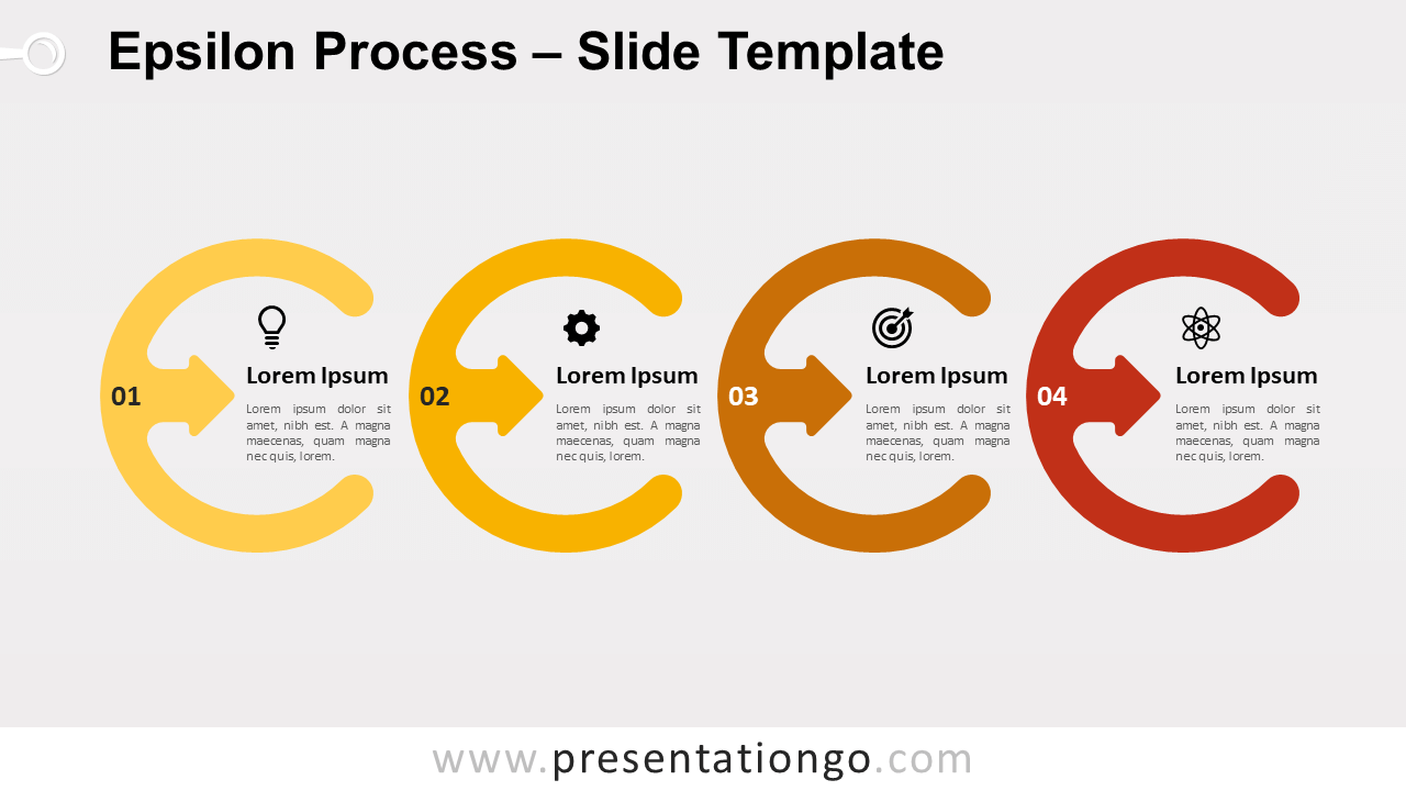 Free Epsilon Process for PowerPoint and Google Slides