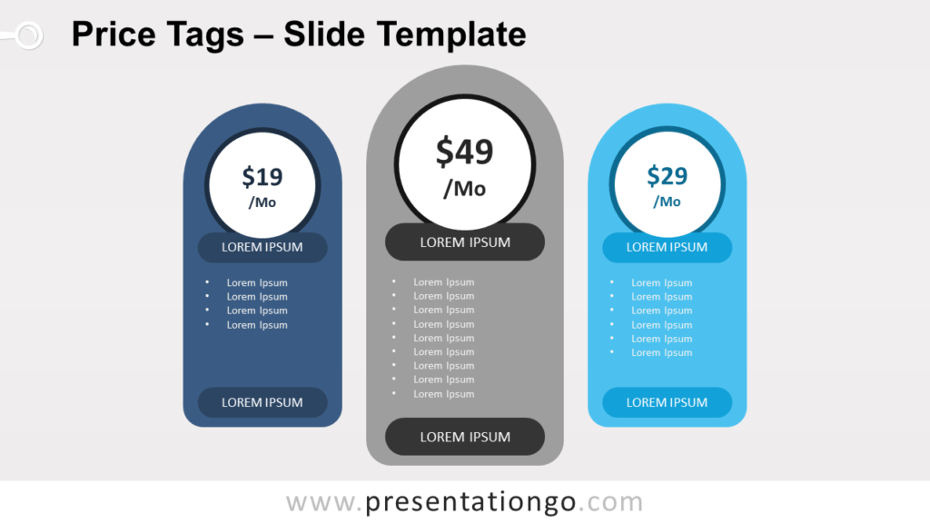 Free Price Tags for PowerPoint and Google Slides