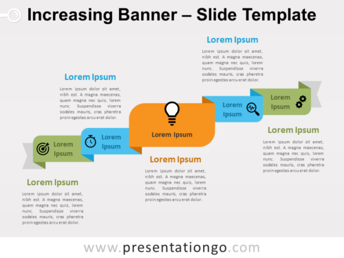 Free Increasing Banner for PowerPoint