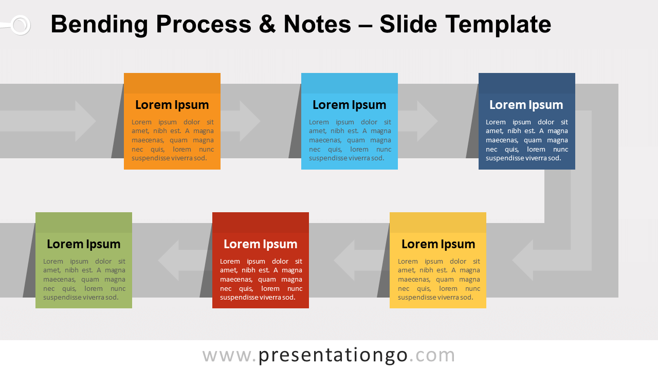 Free Bending Process & Notes for PowerPoint and Google Slides
