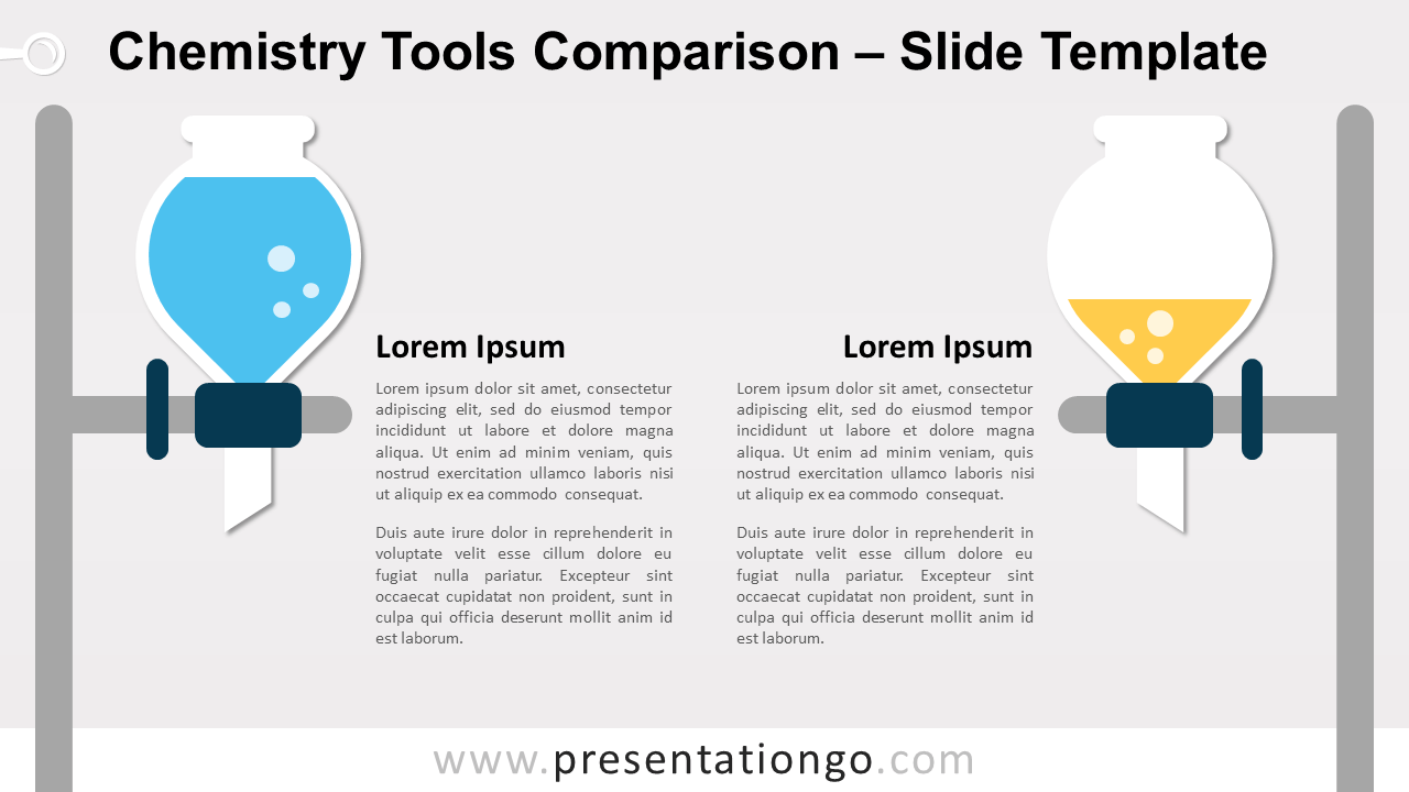 Free Chemistry Tools Comparison for PowerPoint and Google Slides