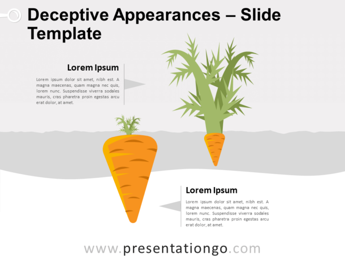 Free Deceptive Appearances for PowerPoint