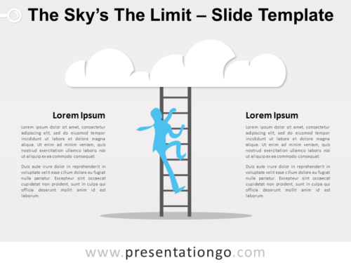 """Free Sky""""s The Limit for PowerPoint"""