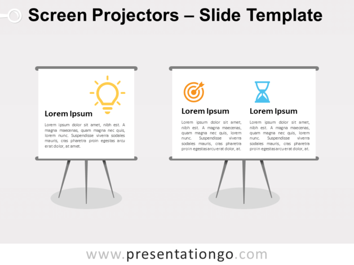 Free Screen Projectors for PowerPoint