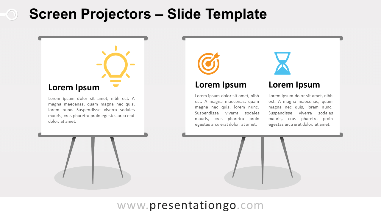 Free Screen Projectors for PowerPoint and Google Slides