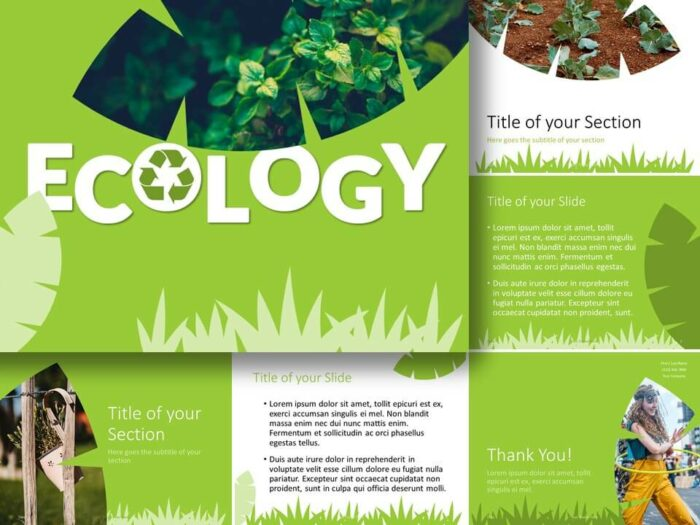 Free ECOLOGY Template for PowerPoint and Google Slides