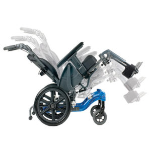Tilt in Space Wheelchairs