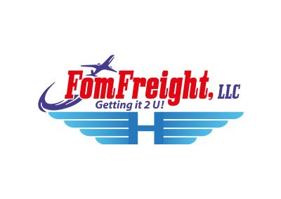 Fom Freight Logo