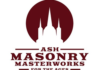 Ash Masonry Logo