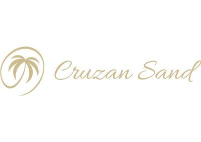 Cruzan Sand Logo