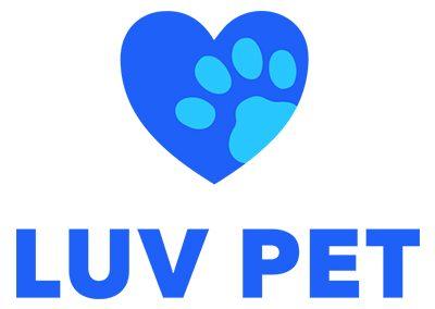 Luv Pet Logo
