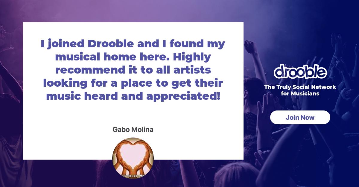 Gabo Molina | Drooble