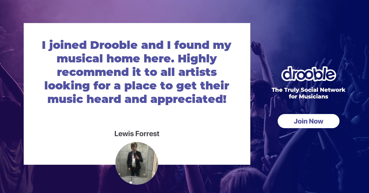 Lewis Forrest | Drooble