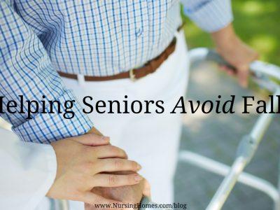 Helping Seniors Avoid Falls