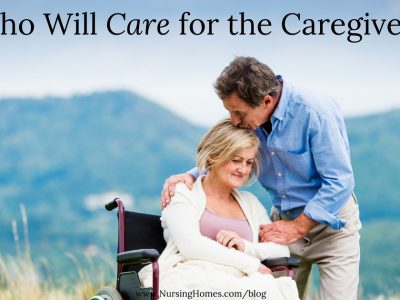 Who Will Care for the Caregiver?
