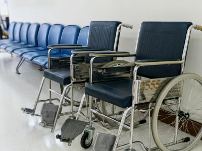 Slowing Down a Hospital Discharge